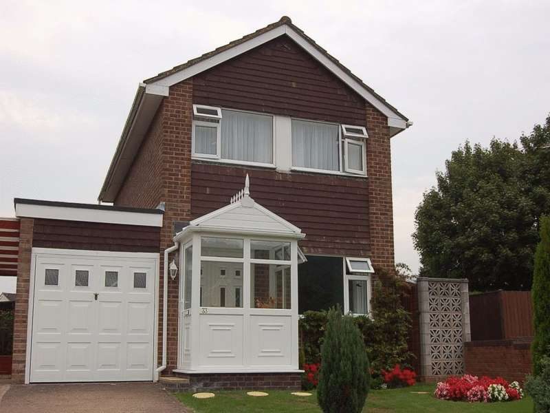 3 Bedrooms Property for sale in Elstob Way, Monmouth