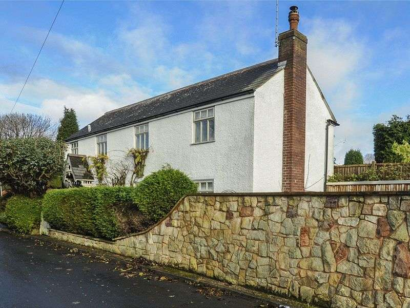 3 Bedrooms Detached House for sale in Garden Walk, Lower Gornal
