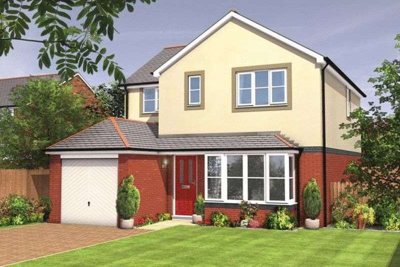4 Bedrooms Detached House for sale in The Conwy - Gwel Y Mor Development, Dwygyfylchi