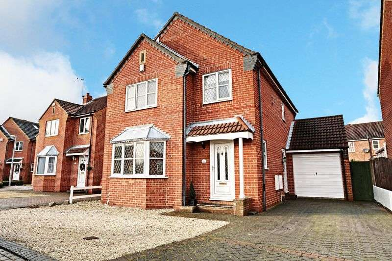 6 Bedrooms Detached House for sale in Wyntryngham Close, Hedon