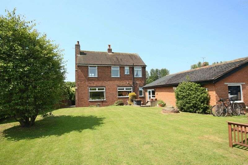 4 Bedrooms Detached House for sale in The Holborn, Madeley, Crewe