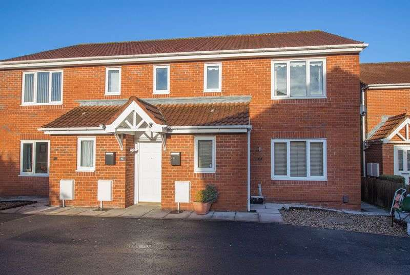 2 Bedrooms Flat for sale in Ambrose Court, Winlaton
