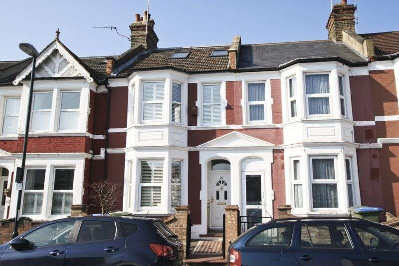 3 Bedrooms Terraced House for sale in Eastcombe Avenue, Charlton
