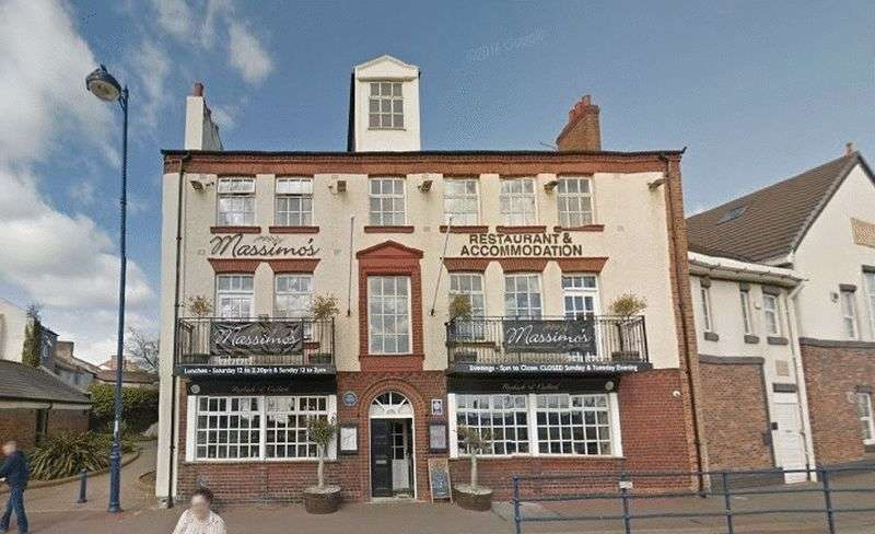 Property for sale in Massimo's, 4 South Crescent, Seaham