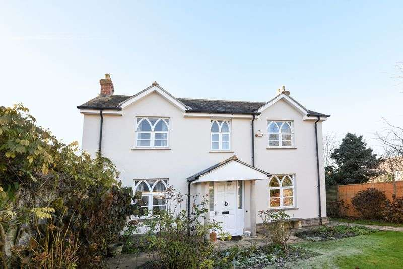 2 Bedrooms Cottage House for sale in Shoreditch Road, Taunton