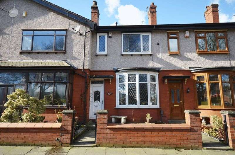 3 Bedrooms Terraced House for sale in 62 Pilsworth Road, Heywood, OL10 3ET