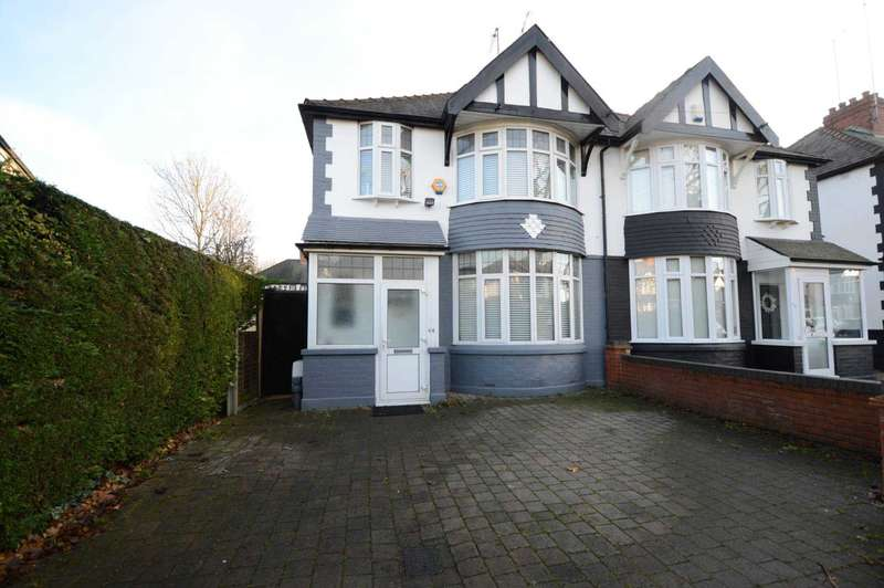 3 Bedrooms Semi Detached House for sale in Thurlestone Avenue