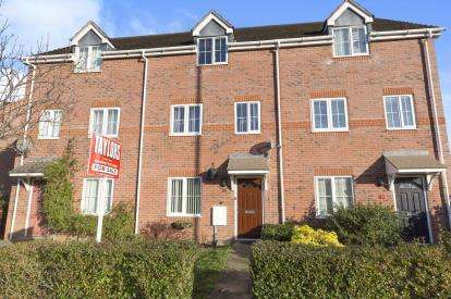 4 Bedrooms Terraced House for sale in Valley Gardens Kingsway, Quedgeley, Gloucester, Gloucestershire