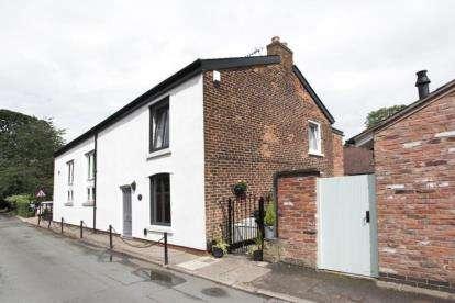 2 Bedrooms Semi Detached House for sale in Bollin Grove, Prestbury, Macclesfield, Cheshire
