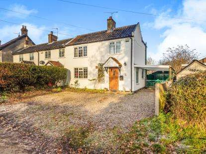 3 Bedrooms End Of Terrace House for sale in Union Road, Smallburgh, Norwich