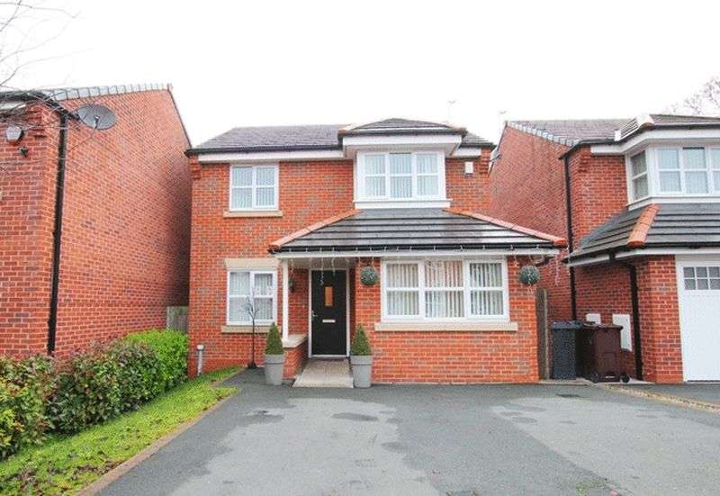 3 Bedrooms Detached House for sale in Earle Avenue, Roby, Liverpool, L36