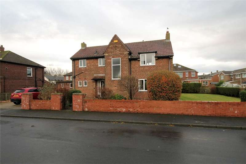 3 Bedrooms Detached House for sale in Fairways, Consett, County Durham, DH8