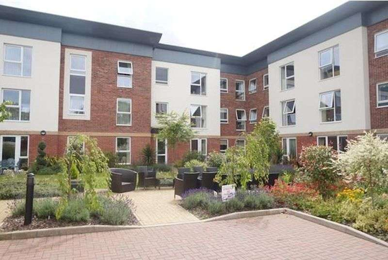 1 Bedroom Flat for sale in Henshaw Court,Chester Road, Birmingham: One bed ground floor with private patio retirement apartment