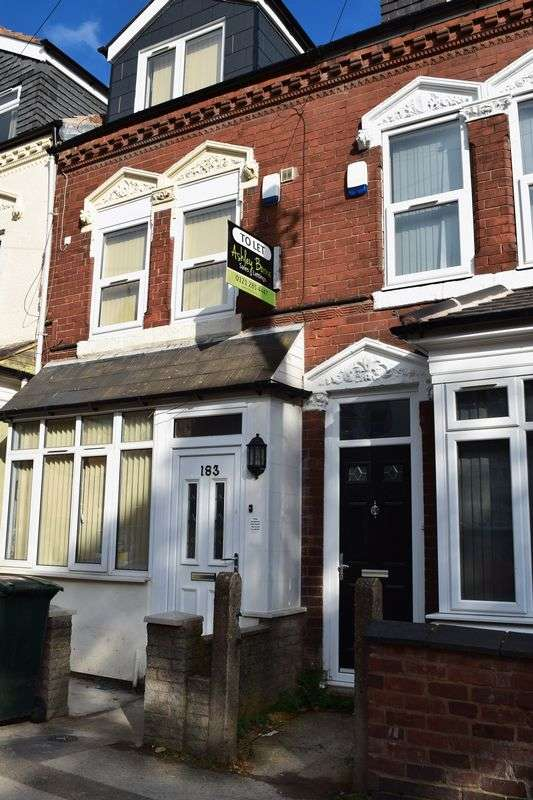 7 Bedrooms Terraced House for rent in 7 Bed 3 Shower Rooms - STUDENT ACCOMMODATION