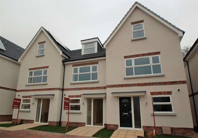 3 Bedrooms Terraced House for sale in High Wycombe