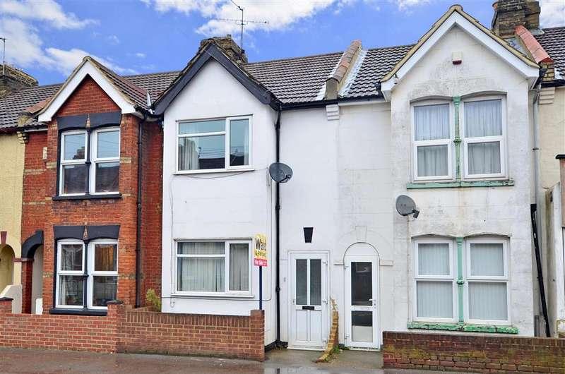 3 Bedrooms Terraced House for sale in Rainham Road, Gillingham, Kent
