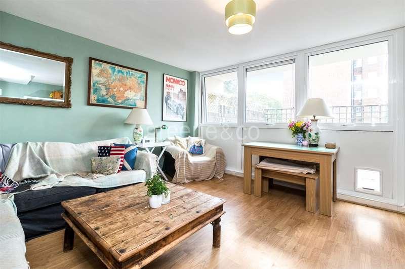 3 Bedrooms Flat for sale in Denton, Malden Crescent, Chalk Farm, London, NW1