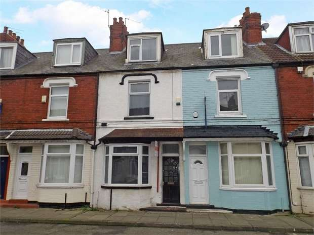 3 Bedrooms Terraced House for sale in Pelham Street, Middlesbrough, North Yorkshire