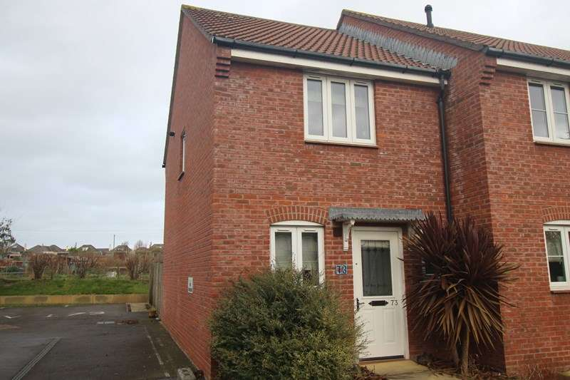 2 Bedrooms End Of Terrace House for sale in Benson Drive, Northam, Bideford