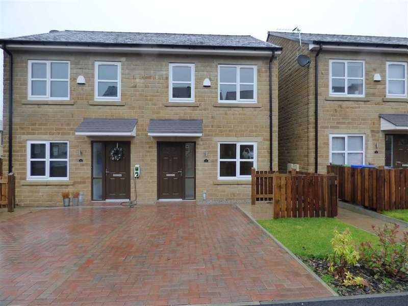 3 Bedrooms Property for sale in Plot 8 Whinberry Place, 8 Bilberry Place, RAWTENSTALL, Lancashire, BB4