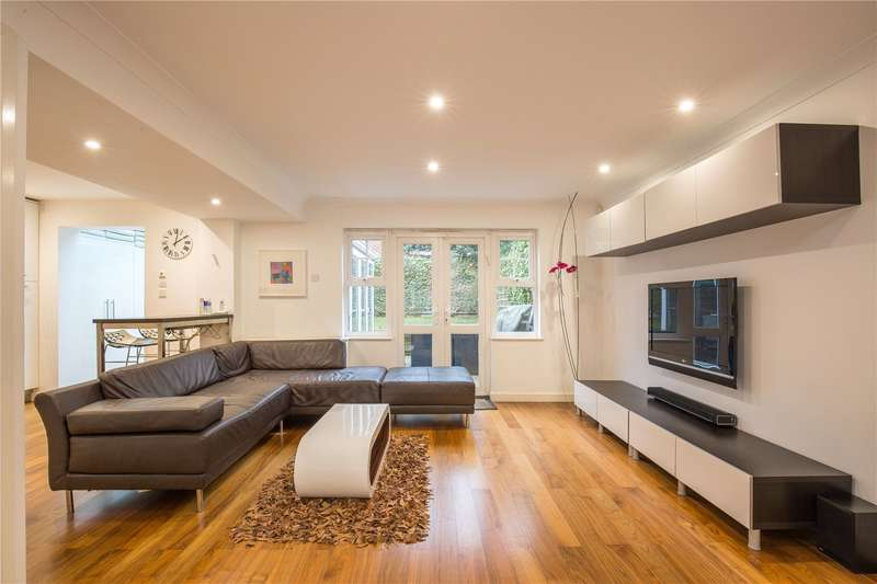 3 Bedrooms Terraced House for sale in Colenso Drive, Mill Hill, London, NW7