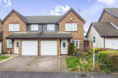 3 Bedrooms Semi Detached House for sale in Harlow, Essex