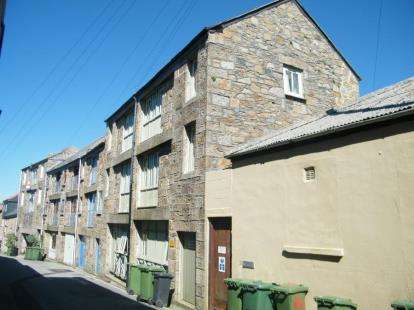 Flat for sale in Bread Street, Penzance, Cornwall