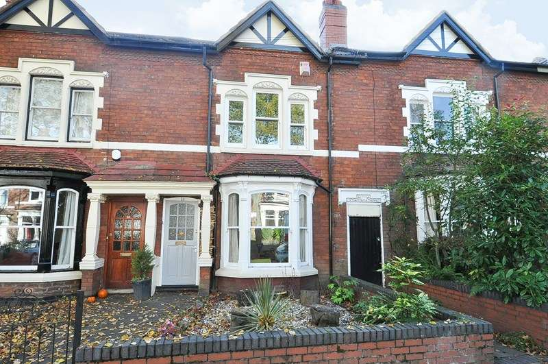 4 Bedrooms Terraced House for sale in Third Avenue, Selly Park, Birmingham