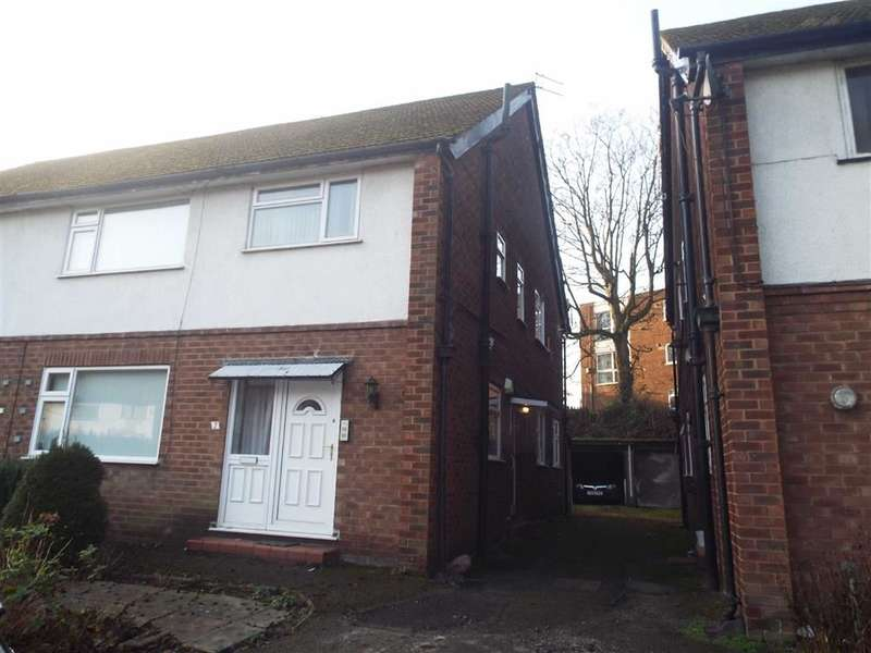 2 Bedrooms Maisonette Flat for sale in Ainsdale Avenue, Salford