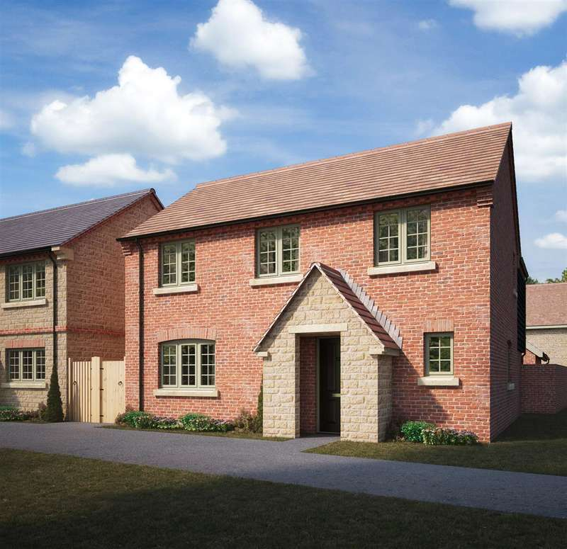 4 Bedrooms Property for sale in The Coleridge, Bell Meadow, Sand Pit Road, Calne