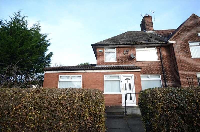 3 Bedrooms End Of Terrace House for sale in Blackrod Avenue, Speke, Liverpool, L24