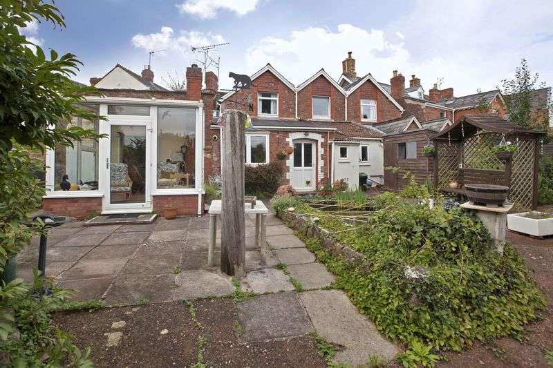 4 Bedrooms Terraced House for sale in Milverton