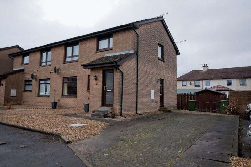 2 Bedrooms Flat for sale in Shire Way, Alloa