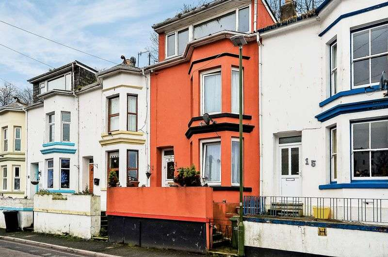 4 Bedrooms Terraced House for sale in GLENMORE ROAD BRIXHAM