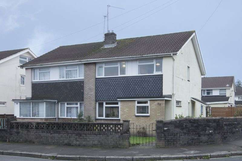 3 Bedrooms Semi Detached House for sale in Stockton Road, Newport
