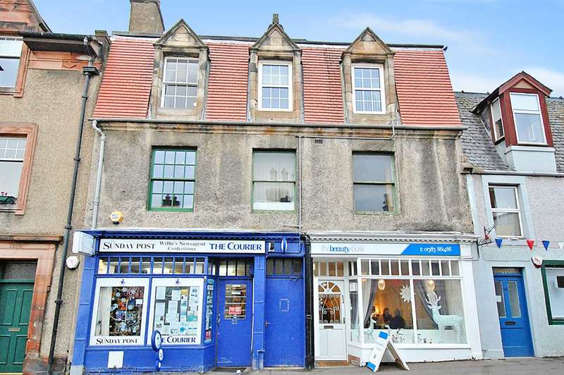 1 Bedroom Apartment Flat for sale in High Street, Aberdour