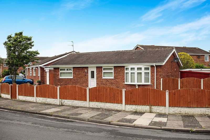 3 Bedrooms Detached Bungalow for sale in Hebden Avenue, Carlisle, CA2