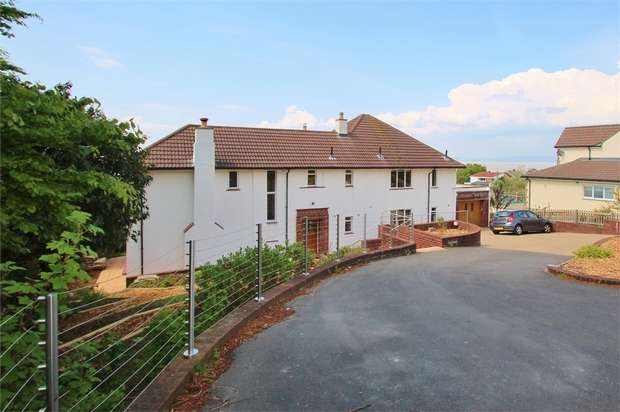 6 Bedrooms Detached House for rent in Battery Lane, Portishead