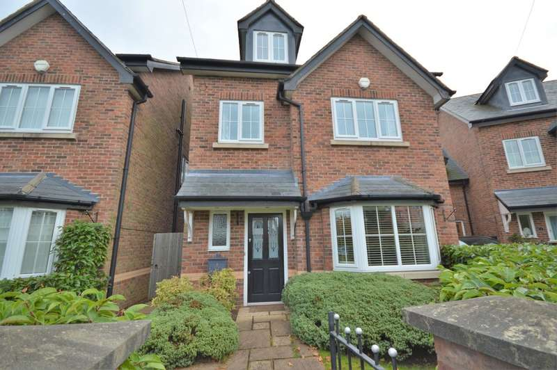 4 Bedrooms Detached House for sale in Ravenoak Park Road, Cheadle Hulme