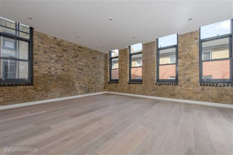 2 Bedrooms Property for sale in Embassy Works, Lawn Lane, Vauxhall, London, SW8