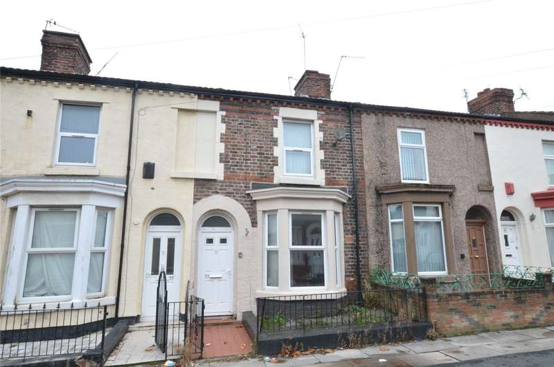 2 Bedrooms Terraced House for sale in Olivia Street, Bootle, L20