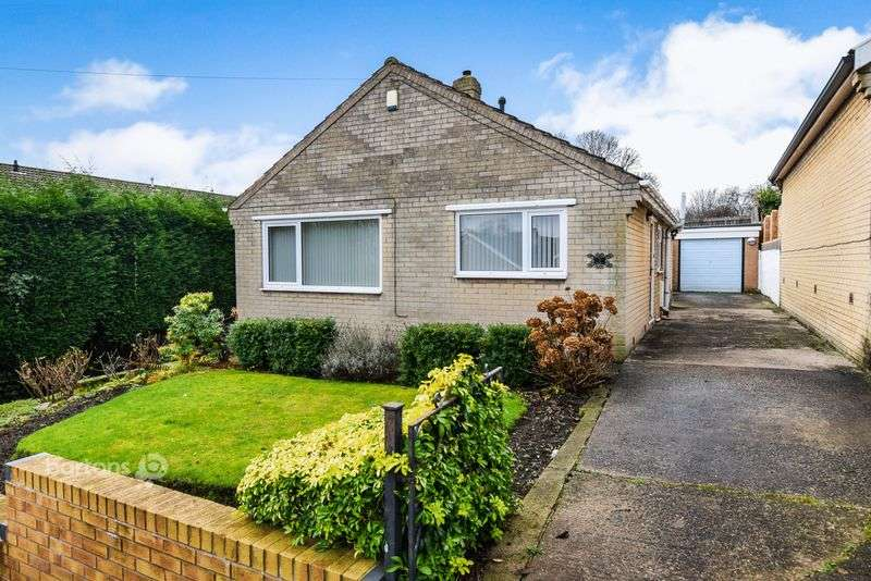 2 Bedrooms Detached Bungalow for sale in South Road, Kimberworth