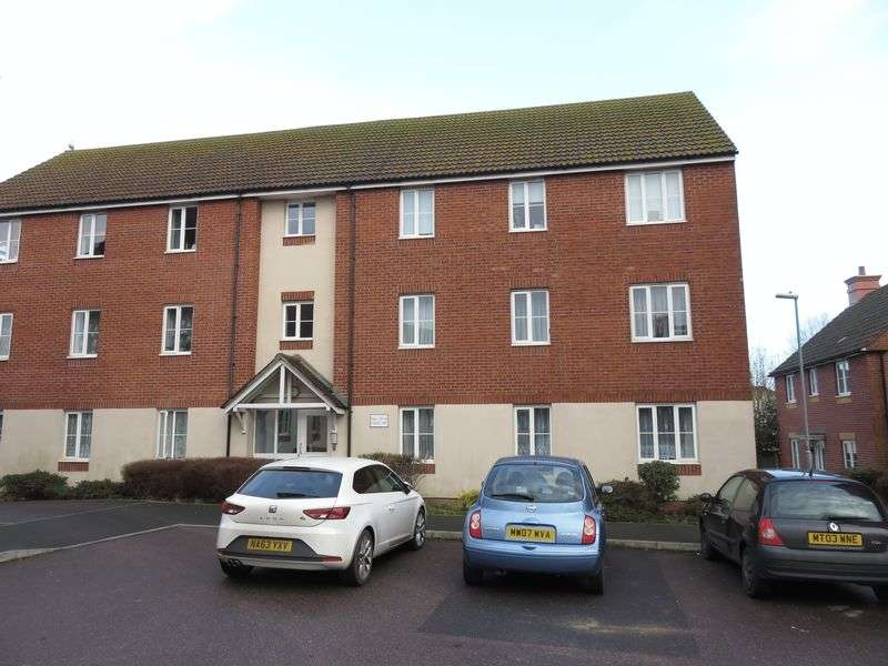 2 Bedrooms Flat for sale in Coker Way, Chard