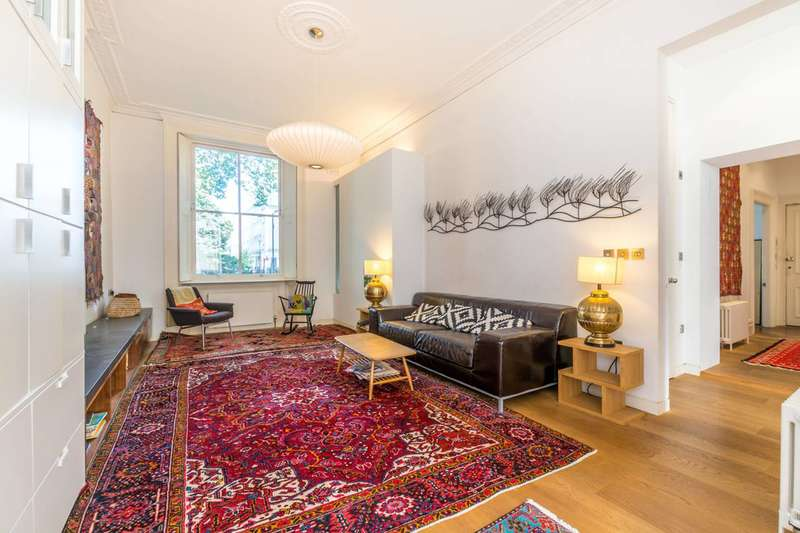 3 Bedrooms Flat for sale in Sussex Gardens, Paddington, W2