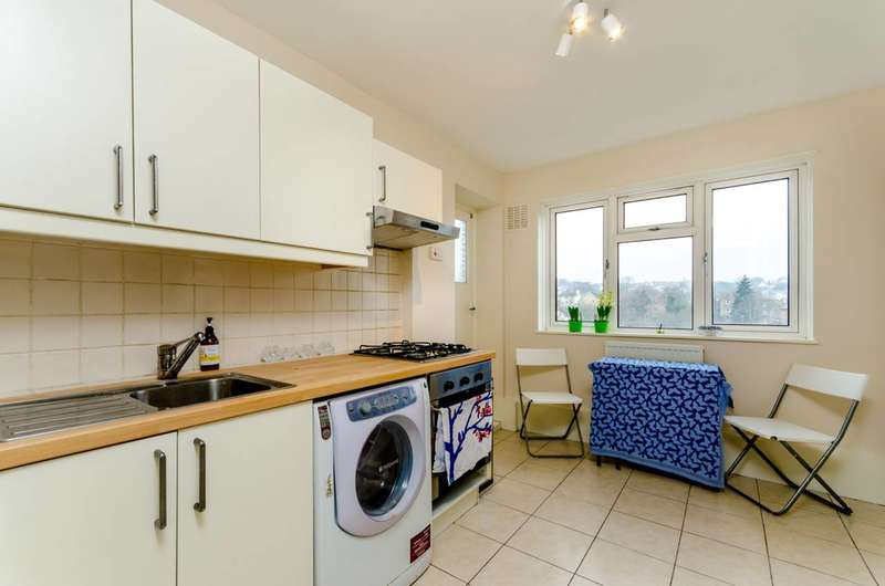 2 Bedrooms Flat for sale in Anerley Road, Crystal Palace, SE20