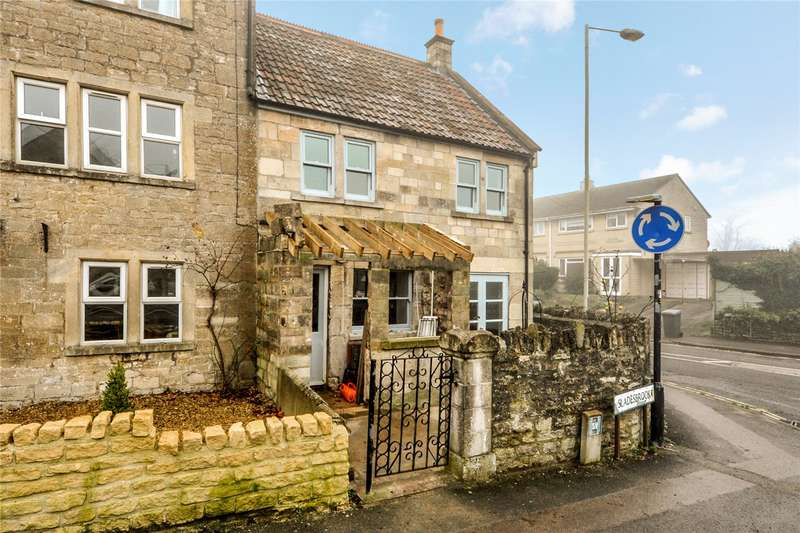 2 Bedrooms Terraced House for sale in Sladesbrook, Bradford-on-Avon, Wiltshire, BA15