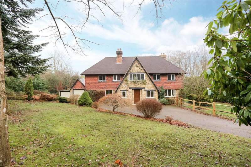 6 Bedrooms Detached House for sale in Bashurst Copse, Itchingfield, Horsham, West Sussex, RH13