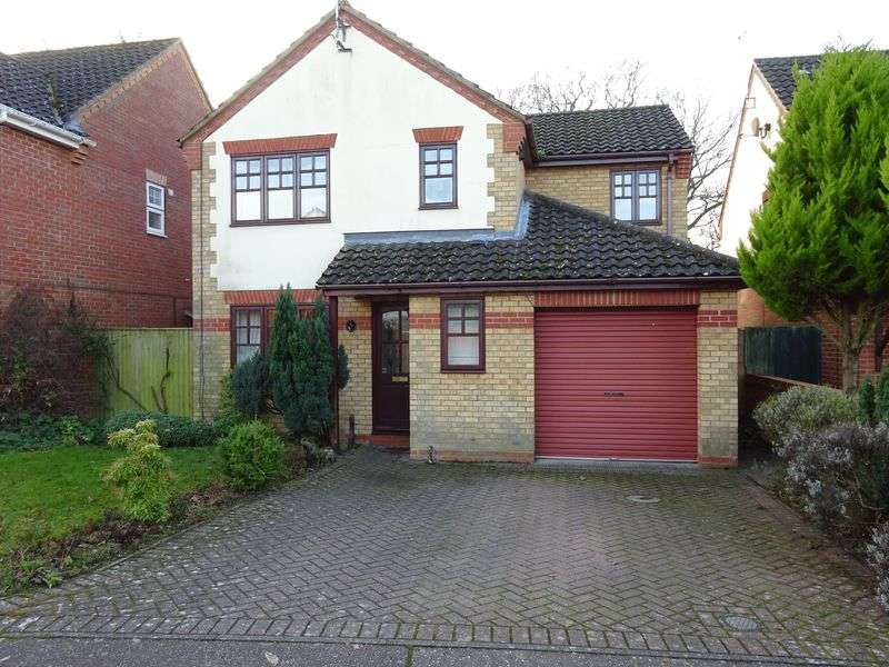 4 Bedrooms Detached House for sale in Argyll Crescent, Taverham, Norwich