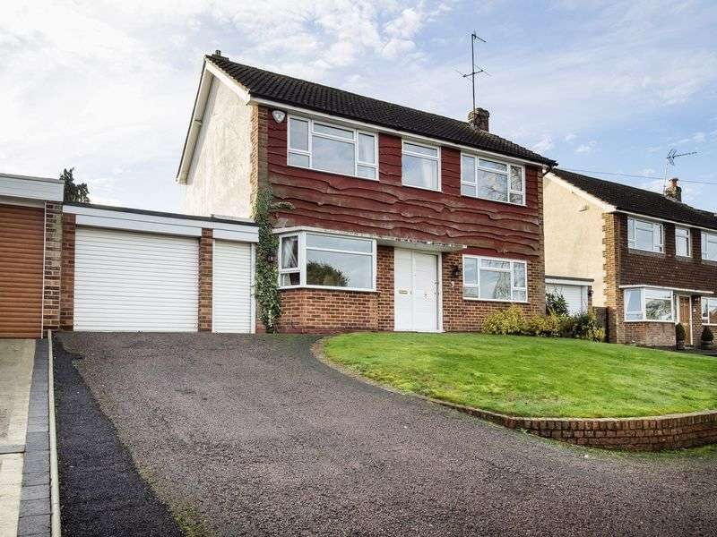 3 Bedrooms Detached House for sale in Ware, Hertfordshire