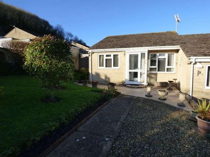 2 Bedrooms Semi Detached Bungalow for sale in Hawke Road, Kewstoke, Weston-super-Mare